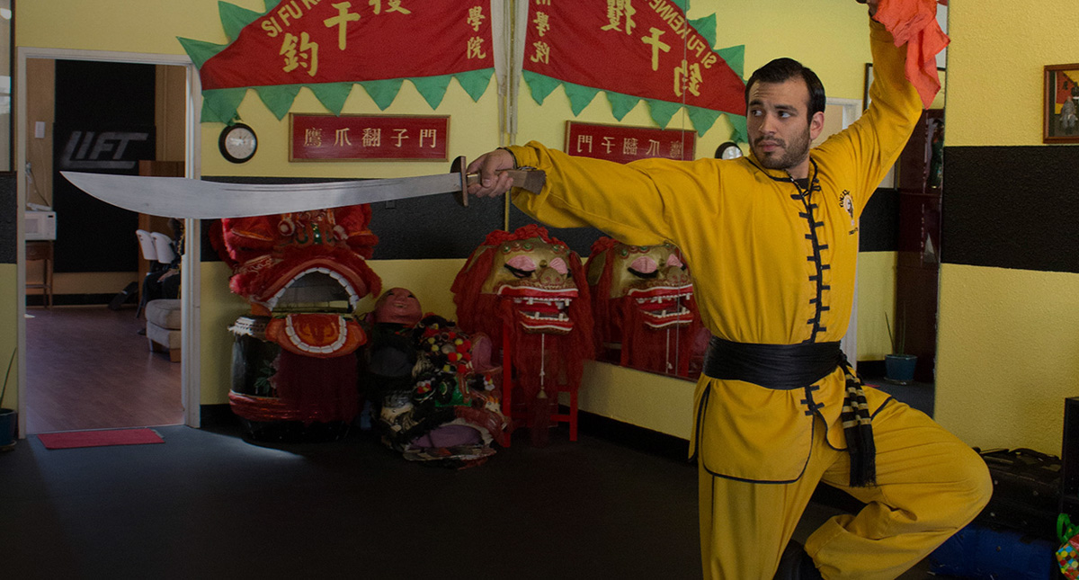 Black Belt Martial Arts Shan Tung Kung Fu